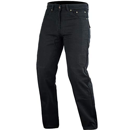 Pantalones Bikers Gear DuPont Kevlar Negro 40L 1