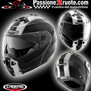 Casco modular Caberg Duke Legend XS