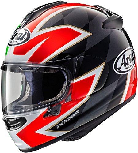Casco Arai Chaser X Maverick GP Negro/Rojo/Verde L 1