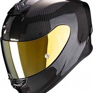 Casco Scorpion Exo-R1 Carbon Air Solid Black XXL