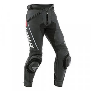 Pantalones piel mujer Dainese Delta PRO C2 Negro 40