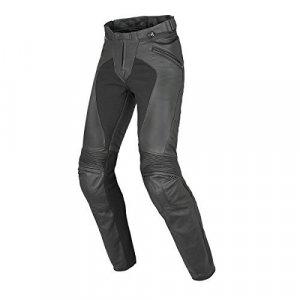 Pantalones piel mujer Dainese Pony C2 Negro 40