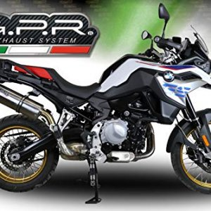 Escape GPR Italia BMW.94.TRI BMW F 850 GS Adventure 18/19