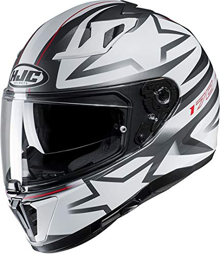 Casco HJC I70 Cravia Blanco/Gris XL 1
