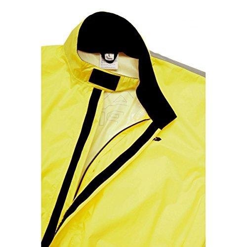Traje impermeable Spidi Rain Flux WP Amarillo L 1