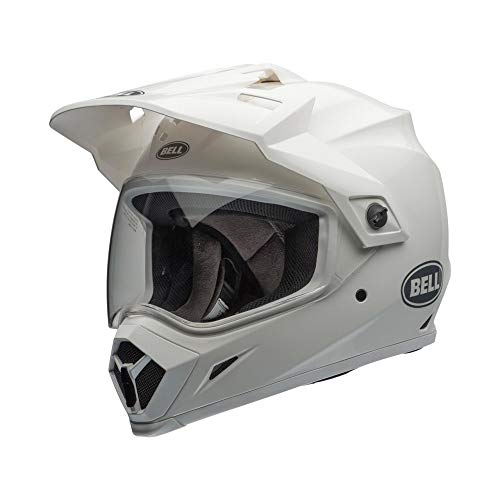 Casco Bell MX-9 Adventure MIPS Blanco S 1