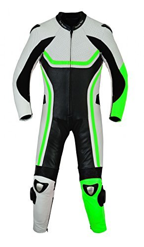 Mono German Wear Greenbrook Blanco/Negro/Verde 60 1