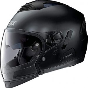 Casco Grex G4.2 Pro Kinetic N-Com Negro mate L