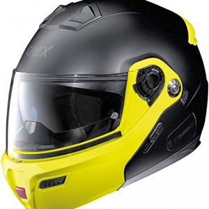 Casco modular Grex G9.1 Evolve Couple N-Com Negro XL