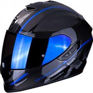 Casco Scorpion Exo 1400 Air Carbon Grand Blue XXL