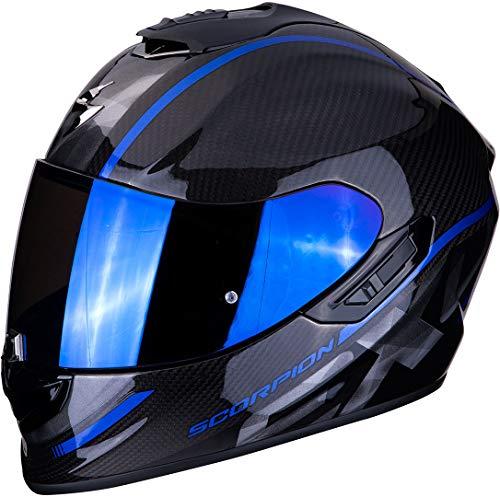Casco Scorpion Exo 1400 Air Carbon Grand Blue XXL 1