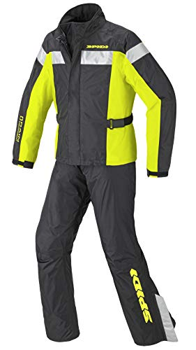 Kit llluvia Spidi Touring Amarillo XXL 1