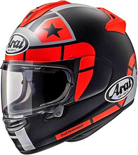 Casco Arai Chaser X Maverick GP Negro/Rojo M 1