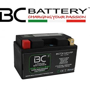 Batería Litio BC Lithium Batteries BCTX14H-FP LiFePO4