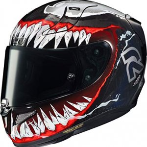 Casco HJC RPHA 11 Venom Marvel II MC1 XXL
