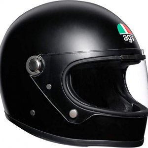 Casco AGV Legends X3000 Negro mate S