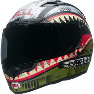 Casco Bell Qualifier DLX Devil May Care L