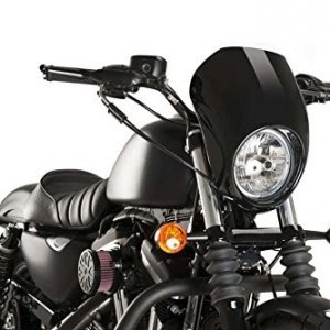 Semicarenado Customacces AZ1101N Harley Davidson