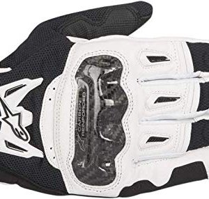 Guantes Alpinestars SMX 2 Air Carbon 2 Blanco/Negro 3XL