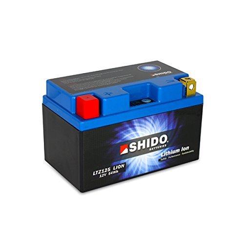 Batería litio Shido LTZ12S LION -S- 1