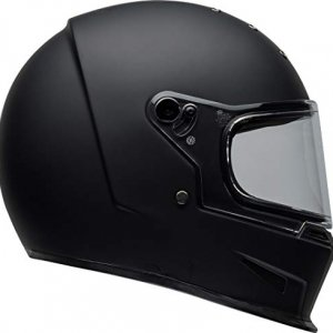 Casco Bell Eliminator Negro mate XS