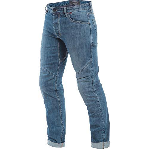 Pantalones Dainese Tivoli Regular Azul 40 1