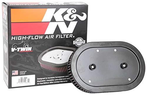 Filtro aire K&N HD-0900 Harley Sportster Screamin' Eagle 88/12 1