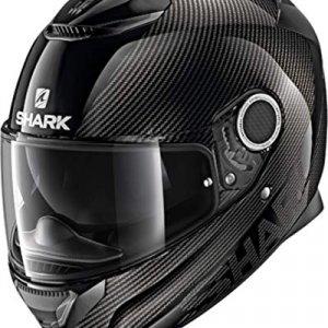 Casco Shark Spartan Carbon 1.2 Skin Negro XXL