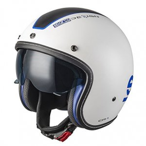 Casco Sparco Cafe Racer Blanco L