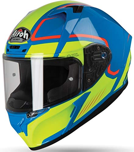 Casco Airoh Valor Marshall Azul XL 1