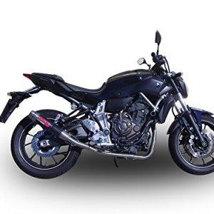 Escape + Colector GPR Italia Y.190DC Yamaha MT-07 17/18