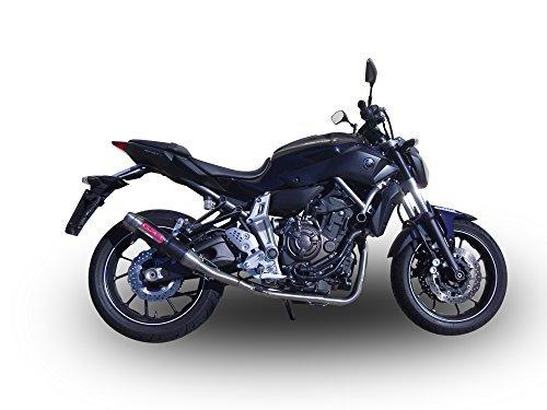 Escape + Colector GPR Italia Y.190DC Yamaha MT-07 17/18 1