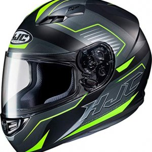Casco HJC CS-15 Trion Negro/Gris XXL
