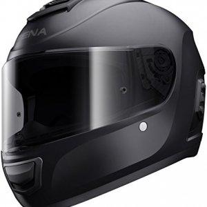 Casco Sena Momentum Lite Bluetooth Negro mate XL
