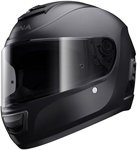 Casco Sena Momentum Lite Bluetooth Negro mate XL 1