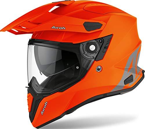 Casco Airoh Commander Naranja L 1