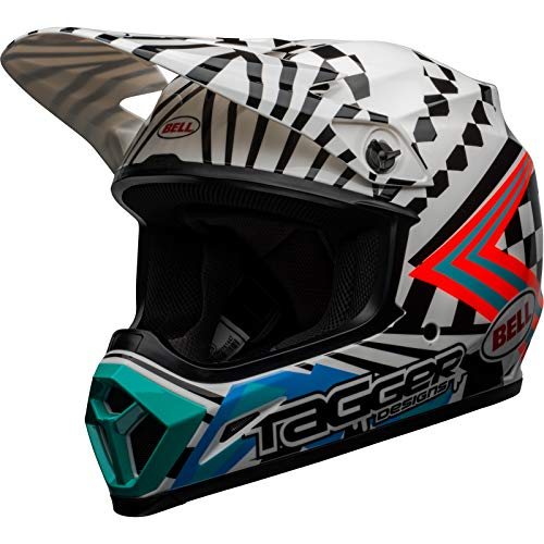 Casco Bell MX-9 MIPS Tagger Check Me Out M 1
