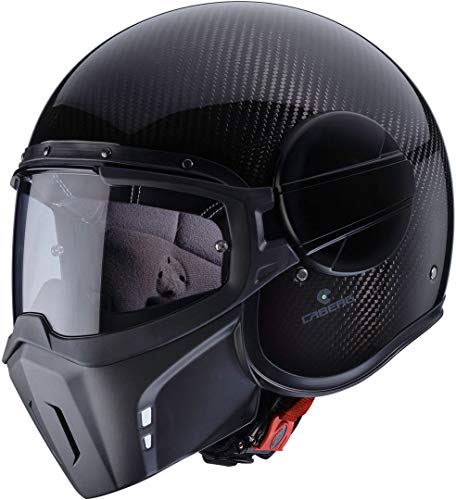 Casco Caberg Jet Ghost Carbon XXL 1