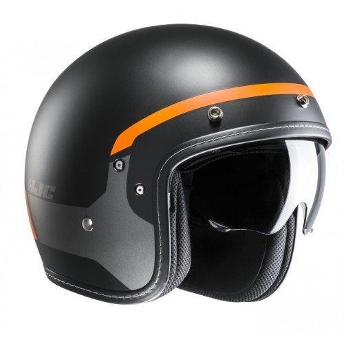 Casco HJC FG 70s Modik MC7SF Negro/Naranja M 1