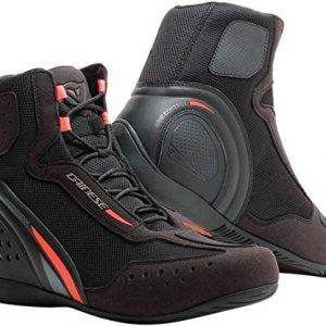 Botas Dainese Motorshoe D1 WP Negro/Rojo 41