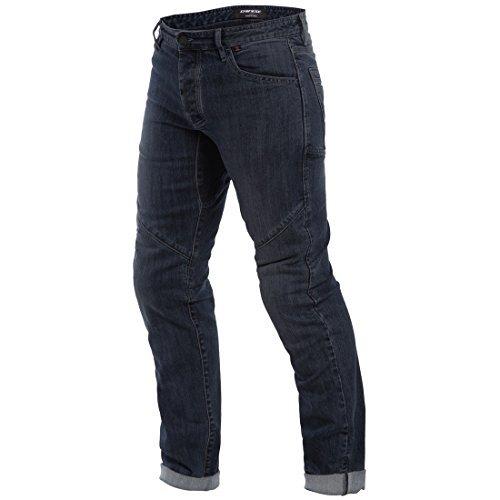Pantalones Dainese Tivoli Kevlar Regular Negro 40 1
