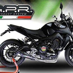 Escape GPR Italia CO.Y.195.GPAN.PO Yamaha MT-09