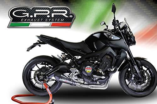Escape GPR Italia CO.Y.195.GPAN.PO Yamaha MT-09 1