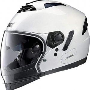 Casco Grex G4.2 Pro Kinetic N-Com Blanco S