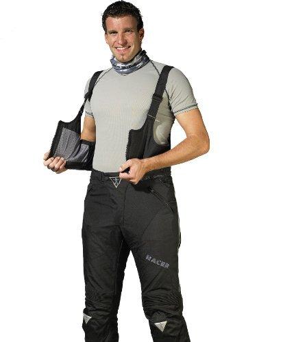 Peto para pantalones Racer Adventure Plus Negro S 1