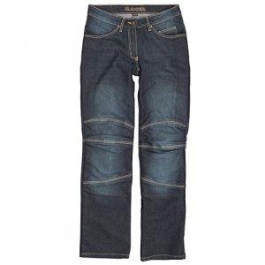 Pantalones Racer Kevlar Cordura Azul S