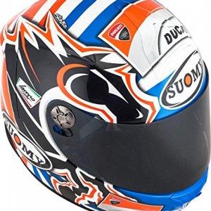Casco Suomy SR Sport Dovizioso GP Replica Ducati S
