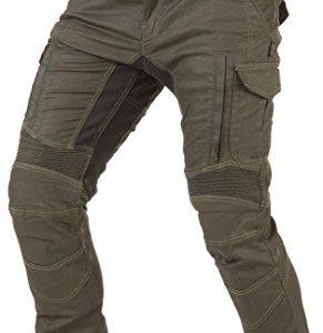 Pantalones Trilobite Acid Scrambler Kevlar Caqui 40