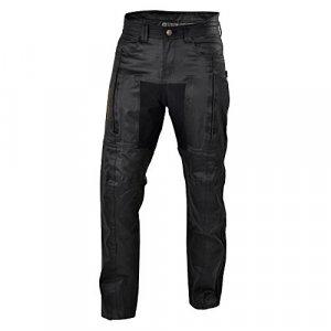 Pantalones Trilobite Consapho Negro/Marrón 40