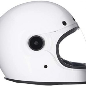 Casco Bell Bullitt DLX Blanco L